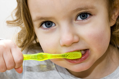 Teaching your kid proper oral care